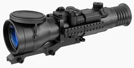 Pulsar Phantom 4x60 FX Mill dot Gen2 richtkijker opendoos model