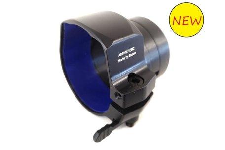 Zeiss V8 - Q-R eendelige adapter voor Pard NV007S voor richtkijkers met verlichting