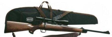 Mauser wapenfoedraal
