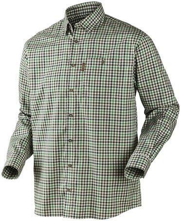 Härkila Milford overhemd / shirt Green check
