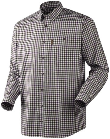 Härkila Milford overhemd / shirt Blackberry check