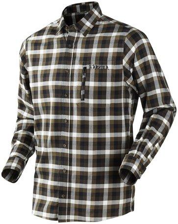 Härkila Cale overhemd / shirt Hunting green check