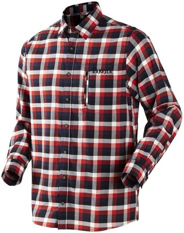 Härkila Cale overhemd / shirt Red check