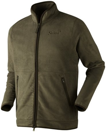 Seeland Bolton Fleece Jacket | Pine Green