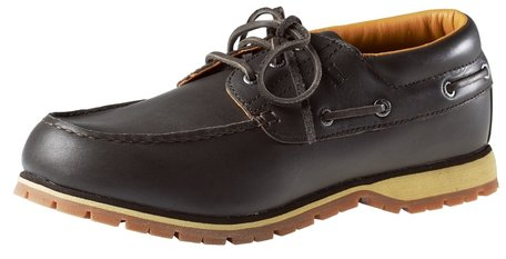 Härkila Sporting 3-eye schoen / shoe - Dark brown
