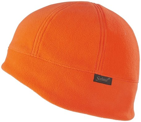 Seeland Conley fleece Beanie Hat | Flourescent Orange