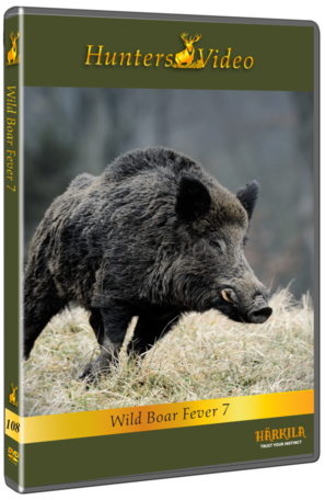 Hunter video Wild boar fever 7