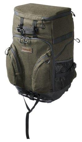 Härkila Metso rugzakstoel / rucksack chair - Hunting green