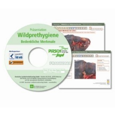 CD-ROM, Wildprethygiene