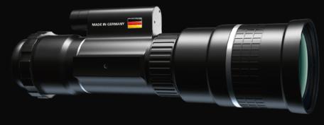 Jahnke voorzetkijker DJ-8 NSV Photonis buis 56mm Classic tube 36 maanden garantie budget