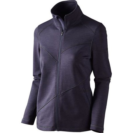 Härkila Disa dames fleece vest / Purple melange