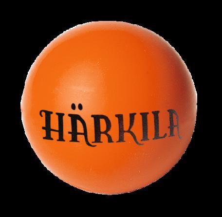 Harkila Bowl, grendel knop / Oranje