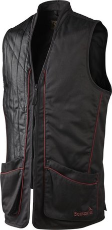 Seeland Tournament schietvest / Black