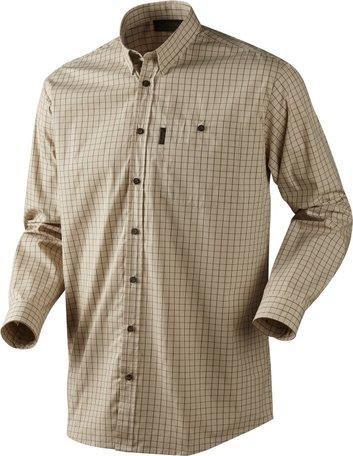 Seeland Nigel overhemd / Bleached check