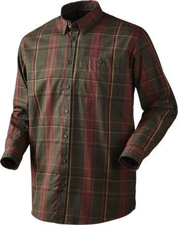 Seeland Hammond overhemd / Pine check