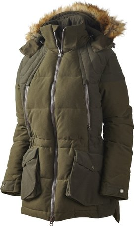 Seeland Polar Lady winterjas / Pine Green