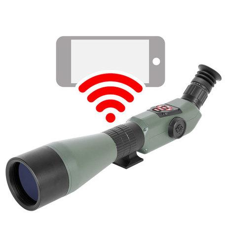 ATN X-Spotter HD Smart dag-en nacht Spotting Scope