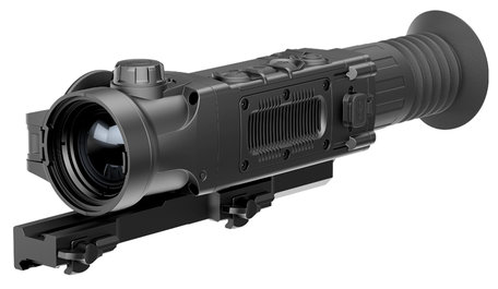 Pulsar Scope Imaging Sight Trail XQ50 Thermische / warmtebeeld hand- en voorzetkijker (weaver QD112)