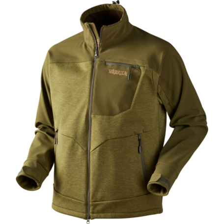Harkila Agnar hybrid jacket / jachtjas Highland green-Rifle Green