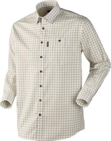 Härkila Stenstorp overhemd / Bright olive check