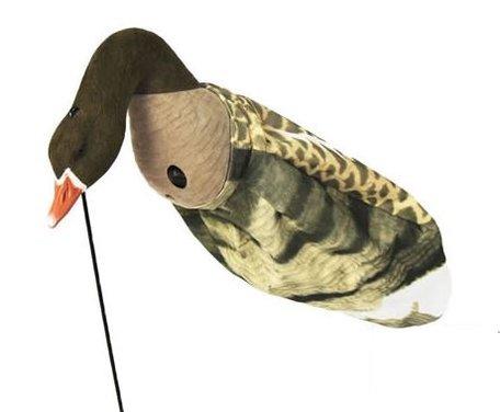 Sillosocks Flocksox Pink Foot/Grey Lag Goose Feeder  grauwe gans etend