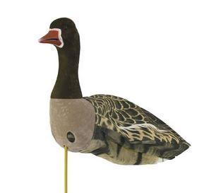 Sillosocks Flocksox Pink Foot/Grey Lag Goose Head Up  grauwe gans kijkend