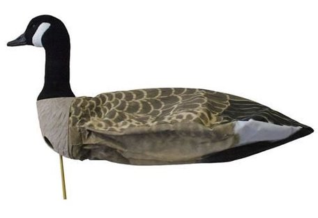 Sillosocks Flocksox Canada Goose Head Up  Canada gans kijkend