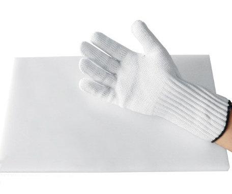 Kunststof ontweidhandschoen 40x25x2cm