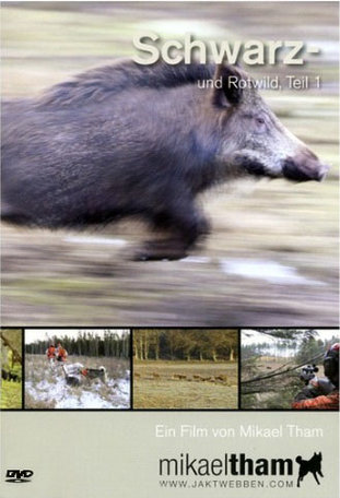 DVD: Zwartwild en roodwild