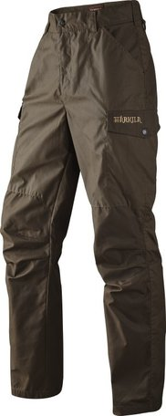 Harkila Dain broek / Hunting Green - Slate brown