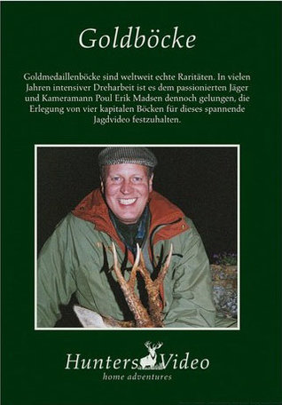 DVD: Hunters video_Goldböcke