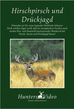 DVD: Hunters video_Hirschpirsch und Drückjagd
