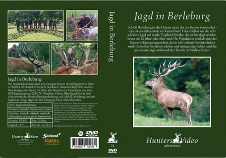 DVD: Hunters video_Jagd in Berleburg