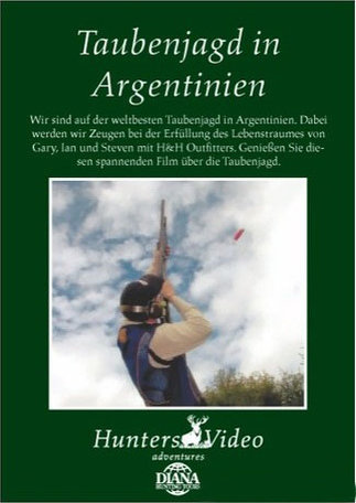 DVD: Hunters video_Taubenjagd in Argentinien