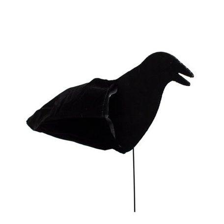 Sillosocks Crow Head Up