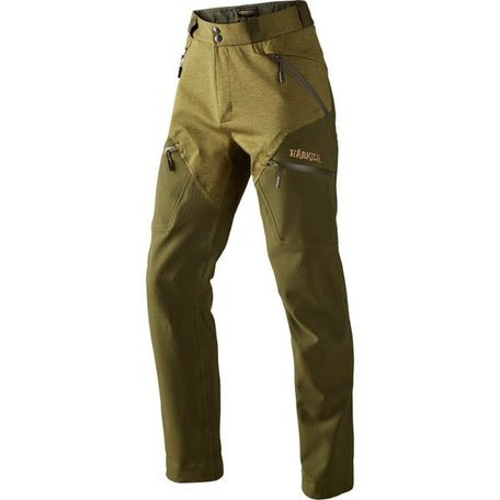 Harkila Agnar Hybrid broek, Willow green