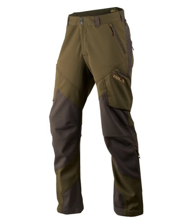 Harkila Lagan broek, Willow green/Deep brown