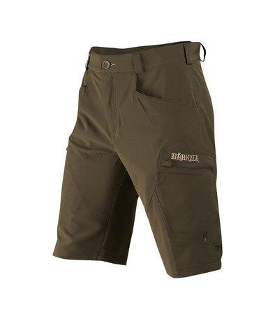 Harkila Herlet Tech korte broek, Willow green