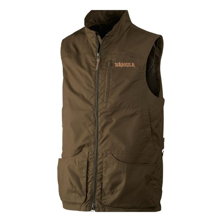 Harkila Alvis bodywarmer, Willow green