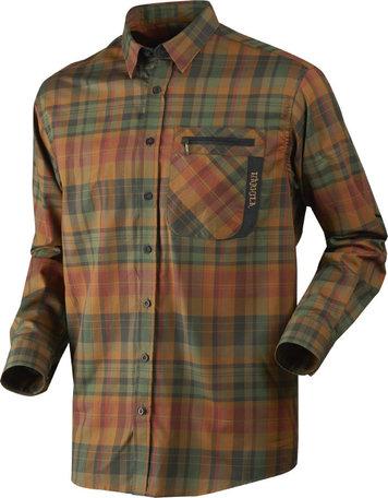 Harkila Newton L/S overhemd, Spice check