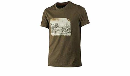 Härkila Odin Moose & Dog t-shirt