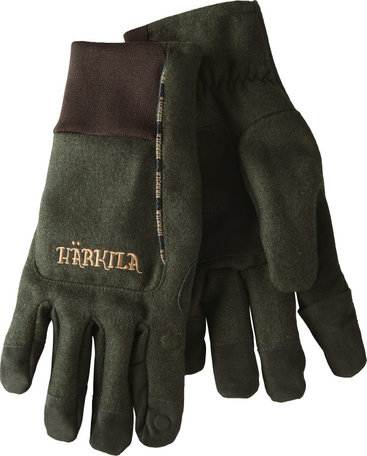 Harkila Metso Active handschoenen, Willow green