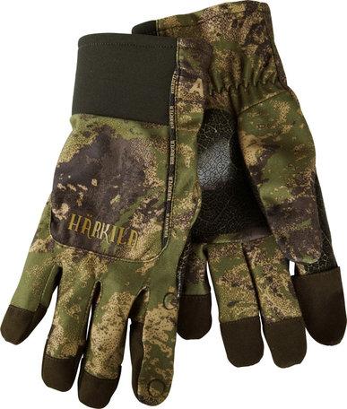 Harkila Lynx HWS handschoenen, AXIS MSP® Forest green