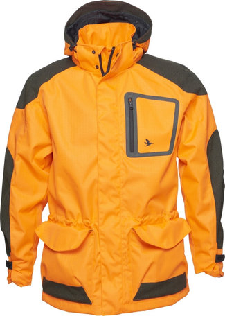 Seeland Kraft jas, Hi-vis orange