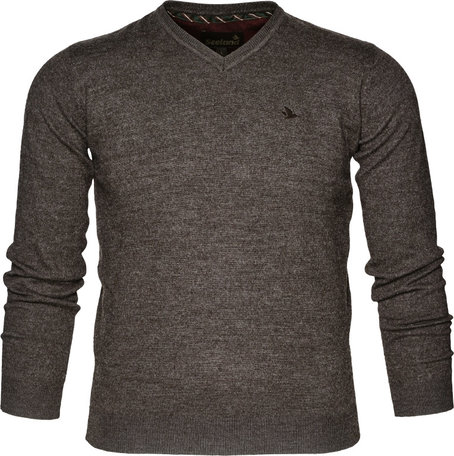 Seeland Compton pullover, Moose brown