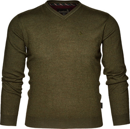 Seeland Compton pullover, Pine green
