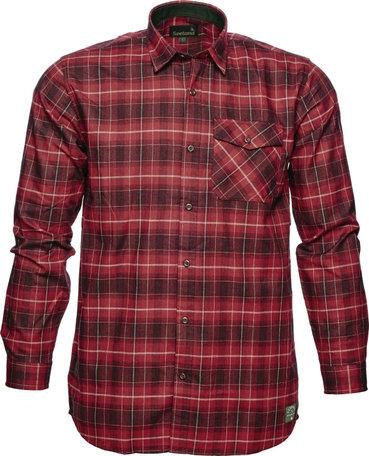 Seeland Helt overhemd, Biking red geruit
