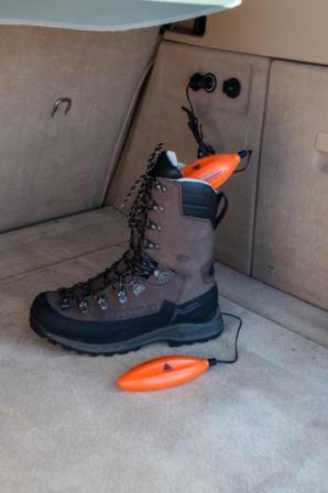 Alpenheat laarzen- en schoenendrogers, AD9 230V orange