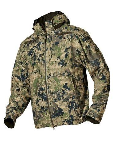 Harkila Stealth kort jack / short jacket Optifade Ground forest