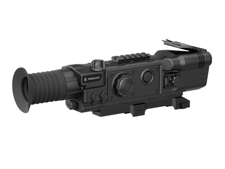 Pulsar Riflescope Digisight LRF N970 Weaver